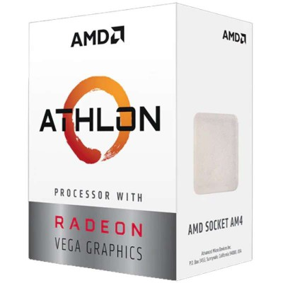 Procesador AMD Athlon 3000G 3.5GHz
