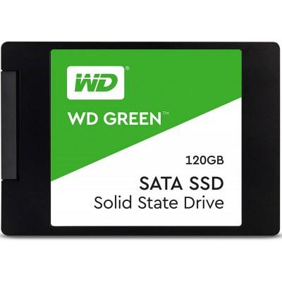 """SSD 2.5"""" Western Digital WD Green 120GB"""