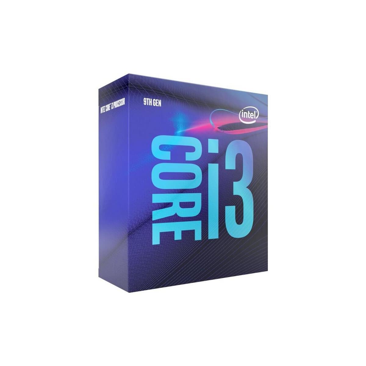 Procesador Intel Core i3-9100 3.6 GHz