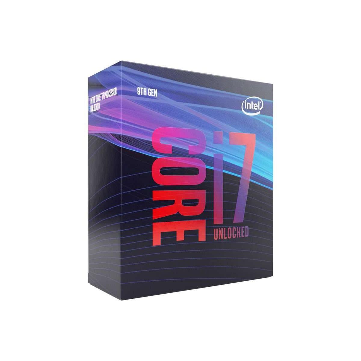 Procesador Intel Core i7-9700F 3.0 GHz