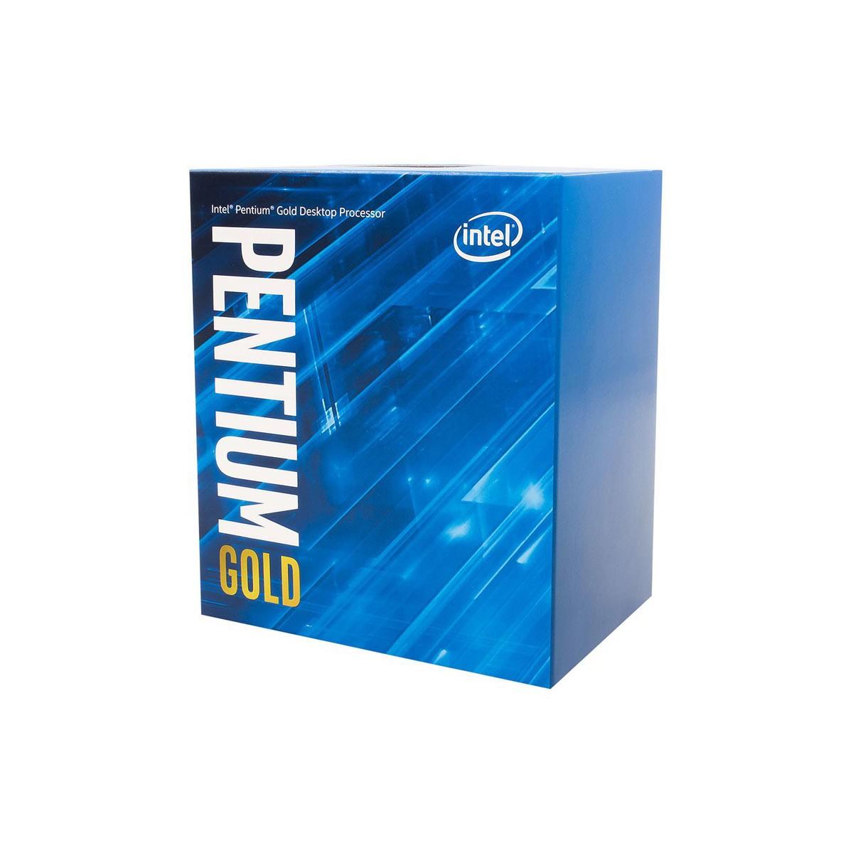 Procesador Intel Pentium Gold G6500/1200
