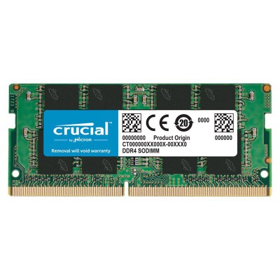 SO-DIMM Crucial 3200 16 Gb / CT16G4SFD832A