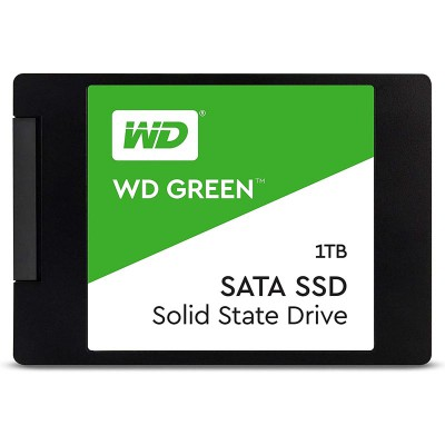 """SSD 2.5"""" Western Digital WD Green 1 TB"""