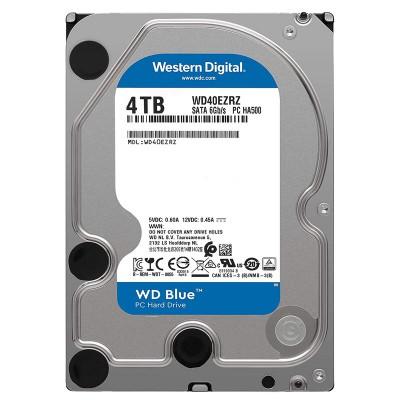 """Disco Duro Interno 3.5"""" Western Digital Blue 4TB"""