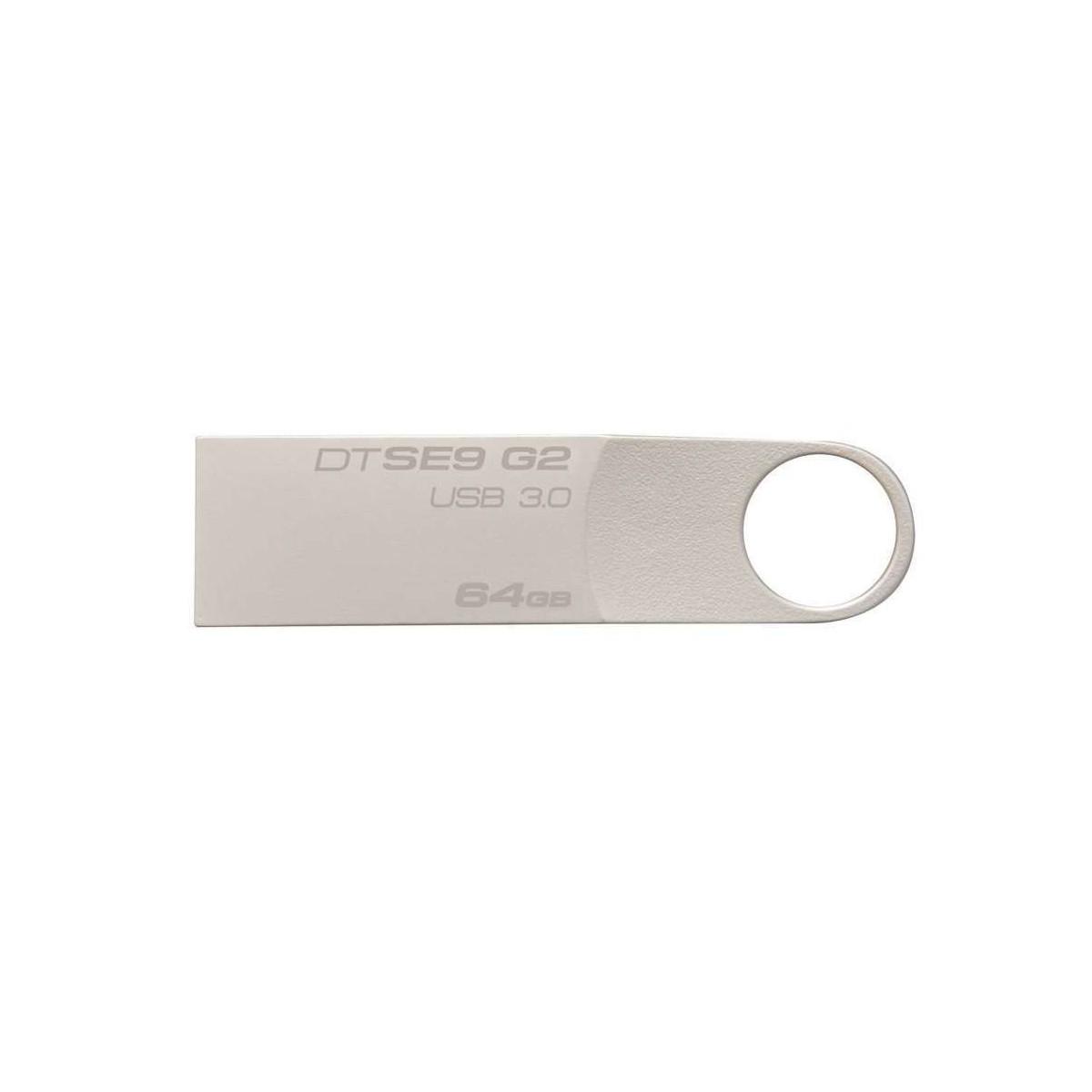 Pendrive Kingston DataTraveler SE9 G2 64GB USB 3.0