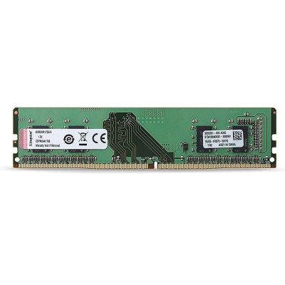Memoria RAM Kingston ValueRAM DDR4 4GB 2400 MHz